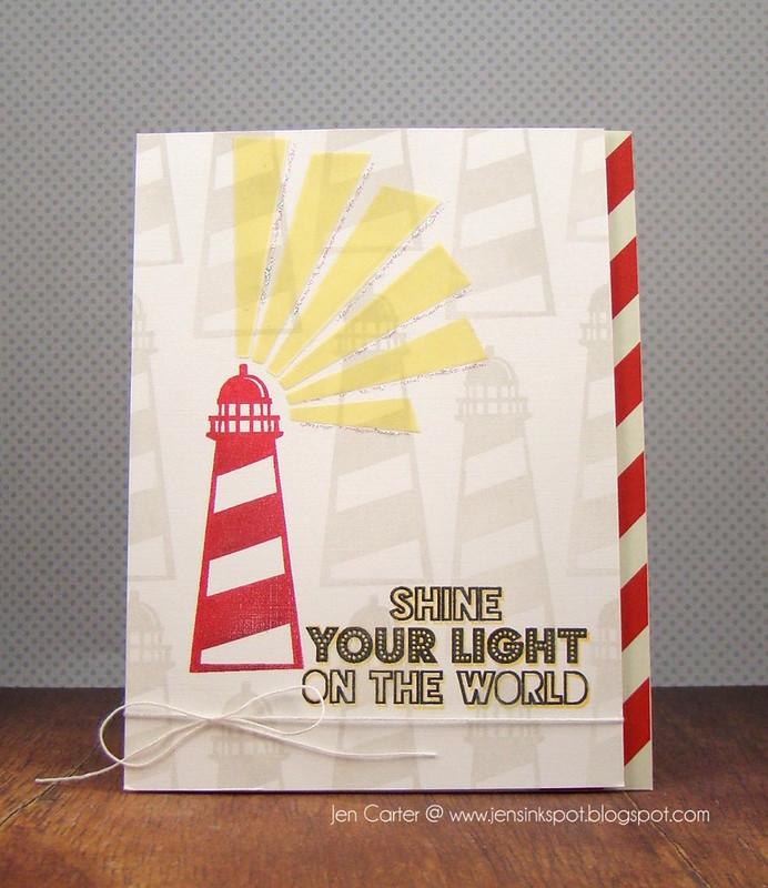 Jen Carter Shine Light World