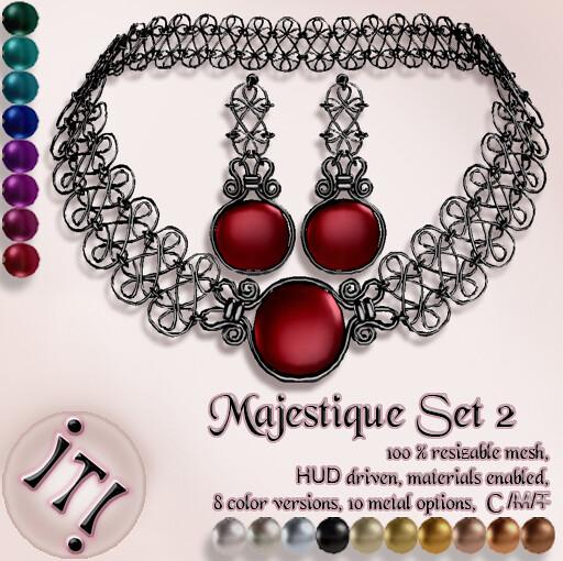 !IT! - Majestique Set 2 Image