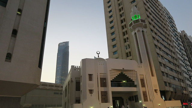 Shaikh Haamid bin Batti mosque outside