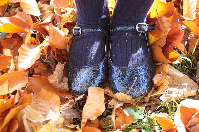 Chaussures pour petite fée