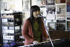 Alana Yorke @ The Record Centre