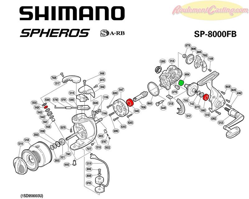 Schema-Shimano-Spheros-8000FB