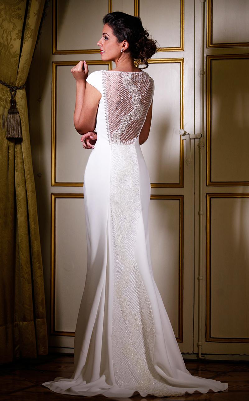 Vestidos novia silvia navarro