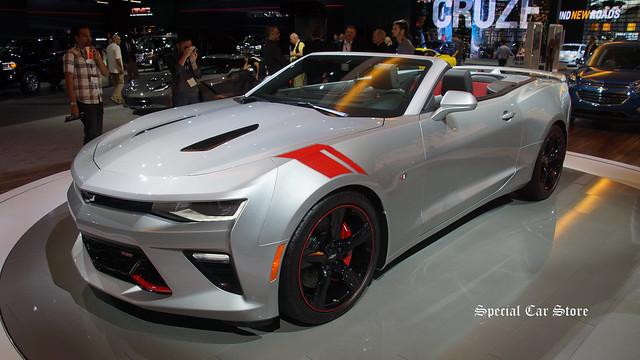 2016 Chevrolet SS convertible