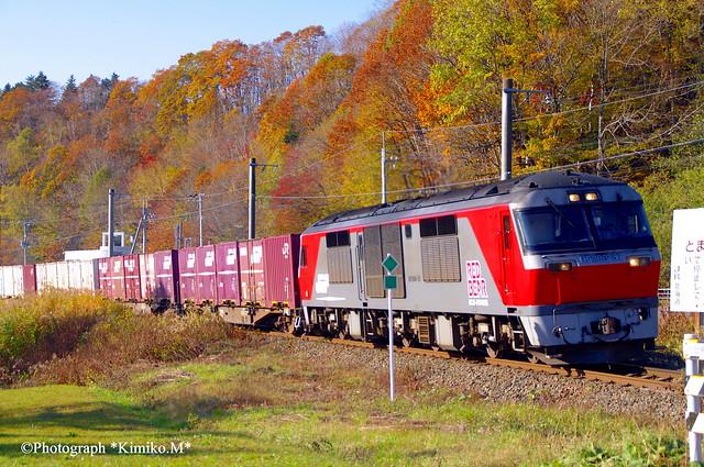 DF200-57 石勝線