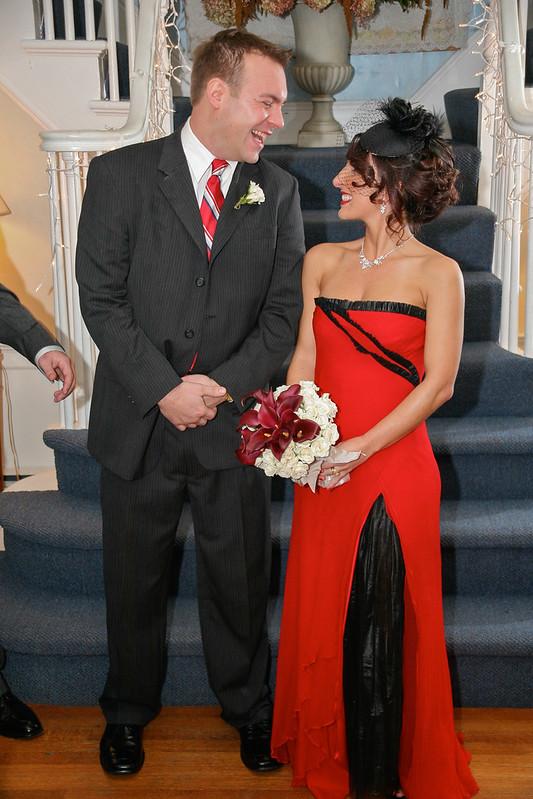 Justin and Kristina Wedding Day