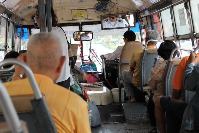 Thaise bus