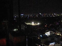 Saigon Evening Skyline