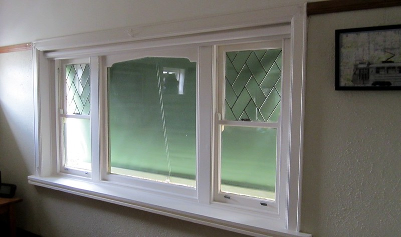 Window external blinds
