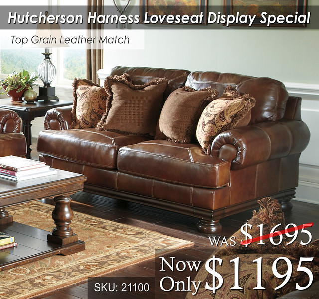 Hutcherson Display Special Loveseat