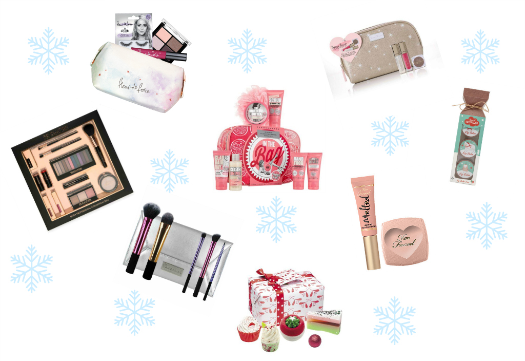 Christmas Gift Guide Beauty