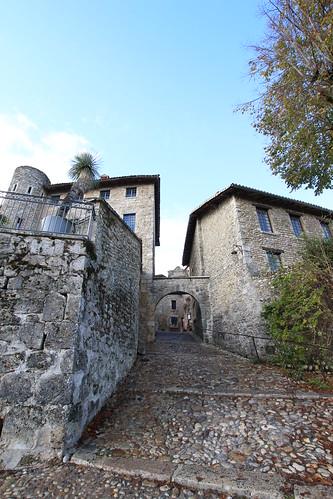 中世の街 ペルージュ