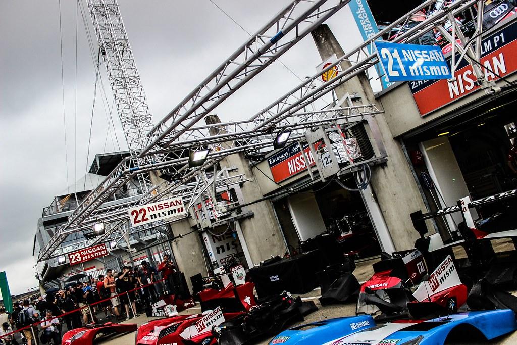 Nissan Garages