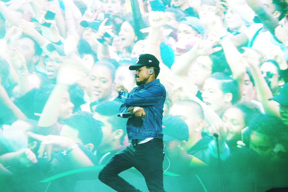 Chance The Rapper @ The Meadows Festival