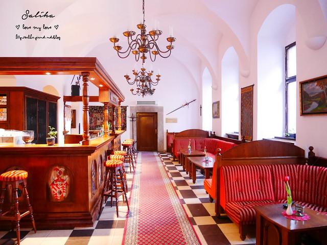 Hotel Ruze薔薇飯店Krumlov庫倫諾夫 (35)