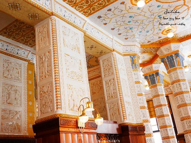 布拉格Cafe Imperial 帝國咖啡館 世界最美十大咖啡館 (25)