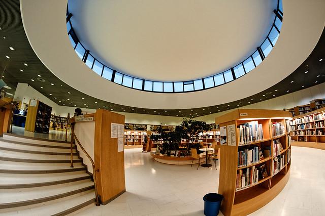 Kuopion kaupunginkirjasto / Kuopio City Library