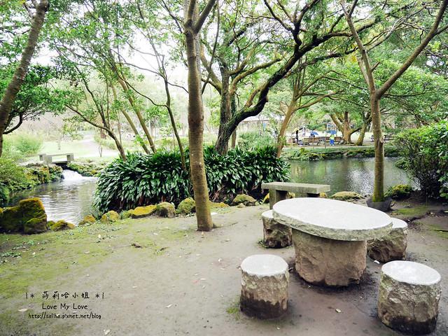 陽明山一日遊景點推薦前山公園 (7)