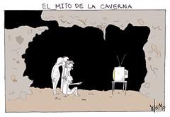TV mito de la caverna