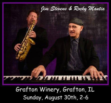 Jim Stevens & Rocky Mantia 8-30-15