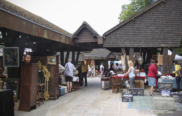 Brocante Market @ Bagnoles-de-l'Orne