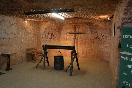 Catacombs Church Coober Pedy