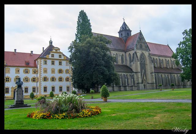 Alemania Lago Constanza Meersburg Unteruhldingen Salem - Monasterio o abadía de Salem