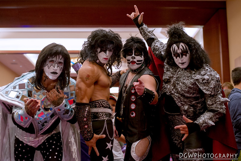 KISS - Connecticut ComiConn