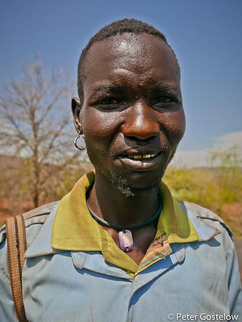 Turkana Shepherd
