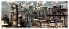 Forgotten City, August 2015