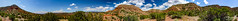 360° Panorama in Jemez Canyon, NM