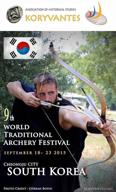 """Διεθνείς Αγώνες """"WTAF"""" Νότιος Κορέα ,18-23 Σεπτεμβρίου 2015."""