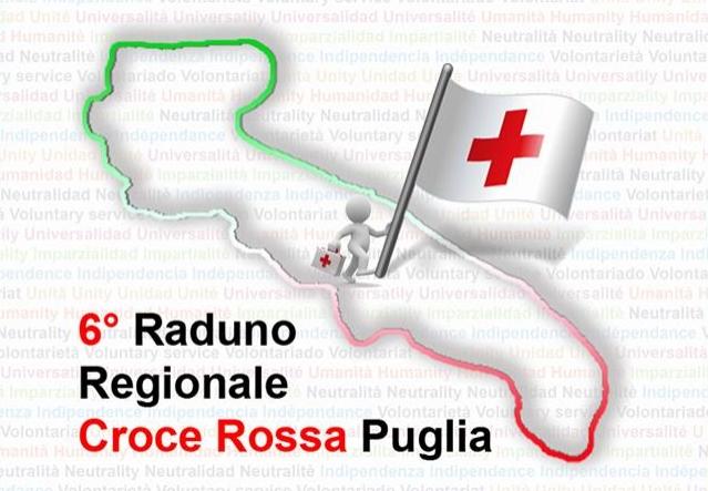 croce rossa italiana 6° raduno
