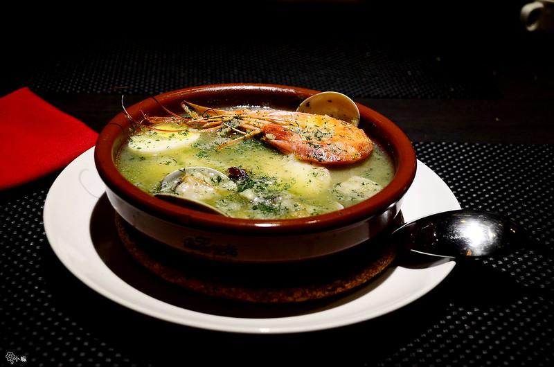 PURO PURO西班牙傳統海鮮料理餐廳台北特色餐廳推薦約會 (40)