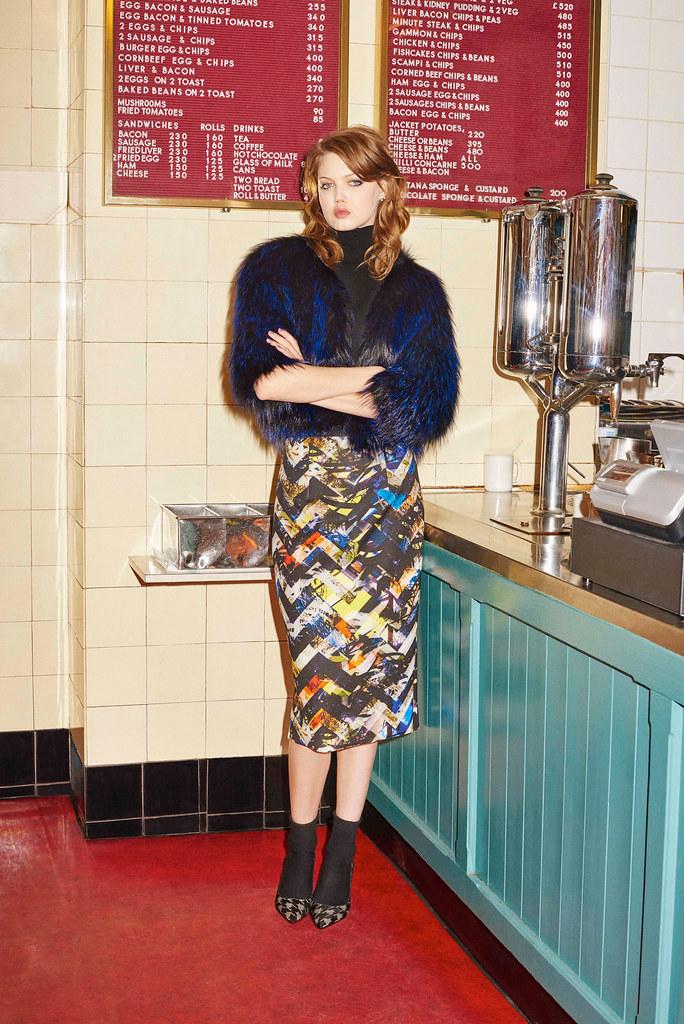 Линдси Виксон — Фотосессия для «Bergdorf Goodman» 2015 – 13