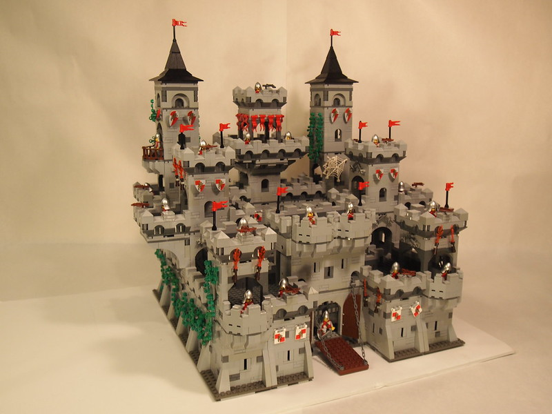 Modular Castle Lego Historic Themes Eurobricks Forums