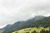День 8. Дорога до люцерна - альпийские пики были затянуты плотными облаками