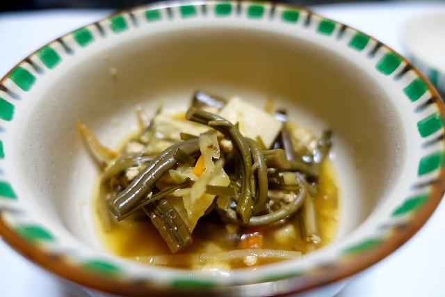 Photo:dinner:けんちん @『ひなの宿 ちとせ』(新潟県十日町市松之山) By TOMODA