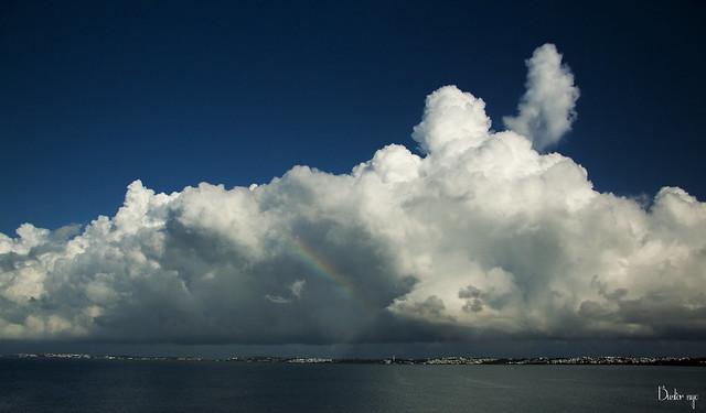 RAINBOW OVER BERMUDA