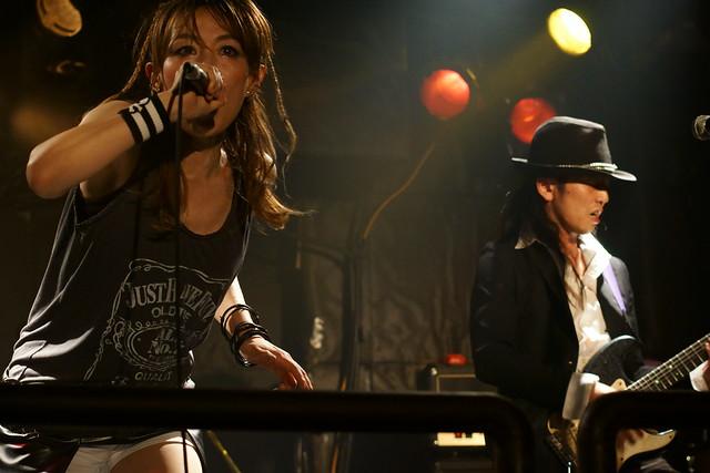 Juz live at Outbreak, Tokyo, 14 Oct 2015. 136