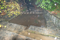 Έβρεξε μετά από πολύ καιρό στη Ψίνθο