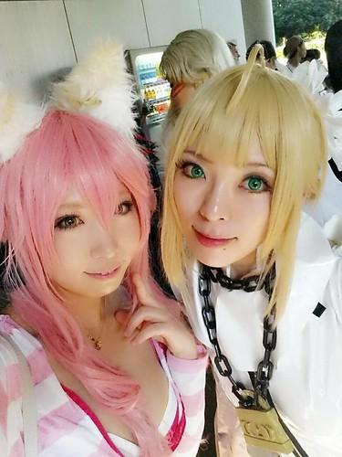 Tama-chan_Cosplay_Hinamugi_26