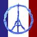 Paris Peace by Outrageous Images