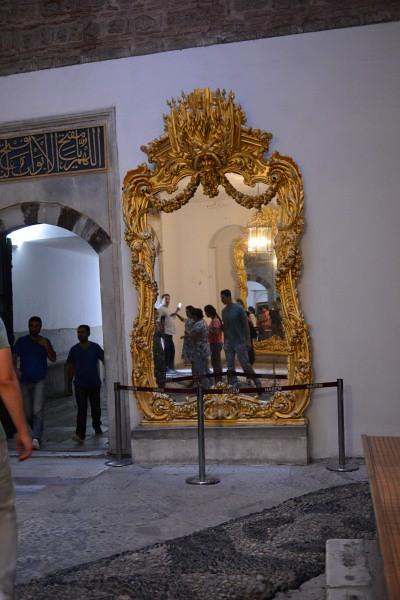 ハレム鏡の間