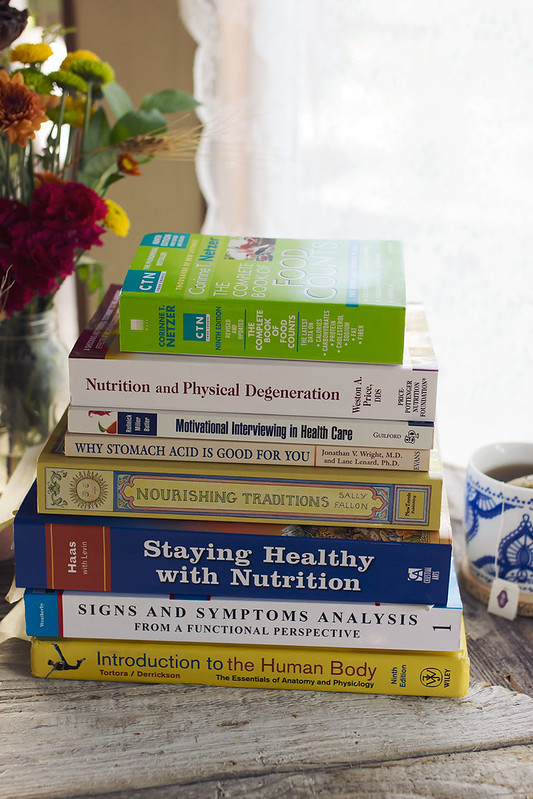 My Path to Becoming a Certified Nutritional Therapy Practitioner - Month 1
