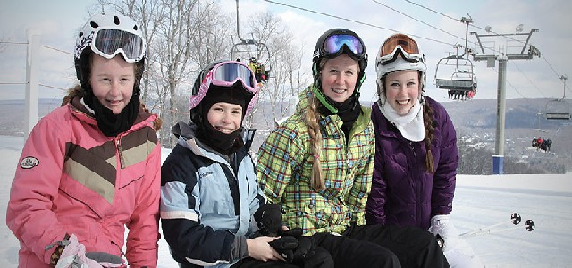 Boyne Highlands kids