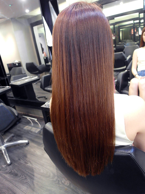 DYNA Argan Oil Straightening