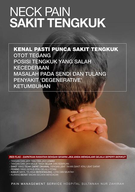 Poster/PE Neck Pain