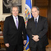 Secretary General Meets with Chilean Ambassador to the White House