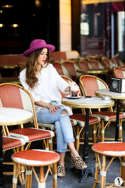 Shoot, Paris